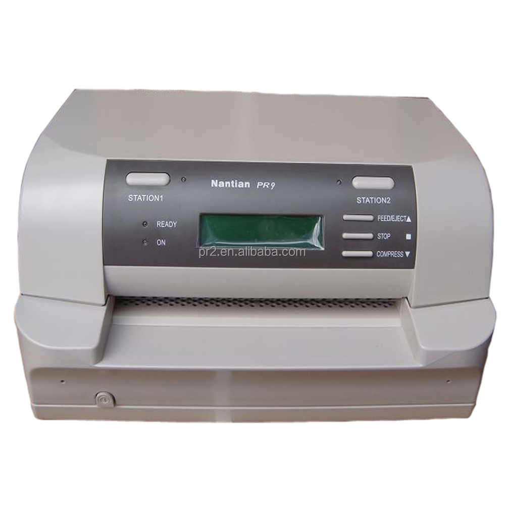 New original Nantian PR9 passport printer financial printer