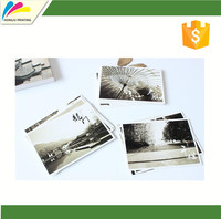 China manufacturer customized postcard book printingdesign your own coloring with best quality and low price