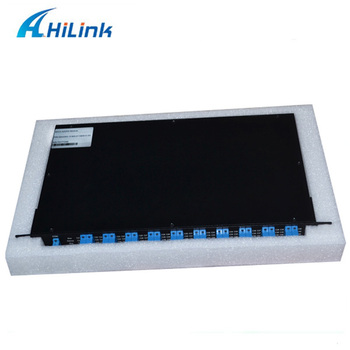 400g Transponder 1u Duplex Flat-top Solution Lc/upc C21-c60 40ch Dwdm Mux  Demux Aawg Module - Buy Aawg Module,40ch Dwdm Mux Demux Aawg Module,40ch
