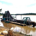 River Sand Pumping Machine/Gold Bucket Dredger/Gold Dredge With Best Performance for sale from SINOLINKING