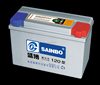 good quality 12V MF battery lead acid battery for car battery