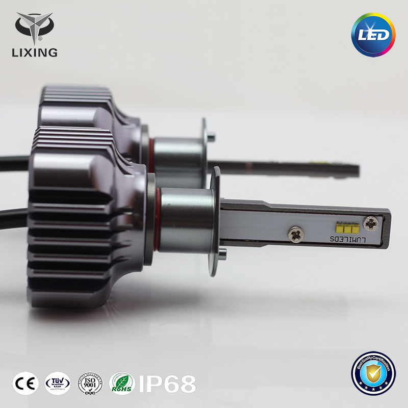 auto parts, guangzhou factory led hot Super white LED headlight 9006 led headlights the best sales in alibaba
