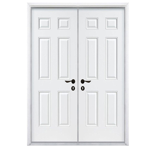 Prettywood In India Pakistan Low Price Main Double Teak Plywood Door Designs