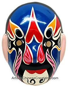 Chinese Art & Culture / Chinese Opera - Chinese Opera Mask
