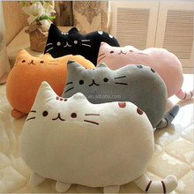 cheap plush pusheen pillow custom plush toy stuffed animal doll animal pillow toy for kid