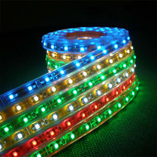 LED Strip Licht Waterdicht 16.4ft (5 m) RGB <span class=keywords><strong>SMD</strong></span> <span class=keywords><strong>5050</strong></span> LED Touw Verlichting Colour Changing Volledige Kit