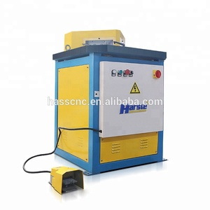 Angle notching machine side edge cutters for Kitchen Equipment