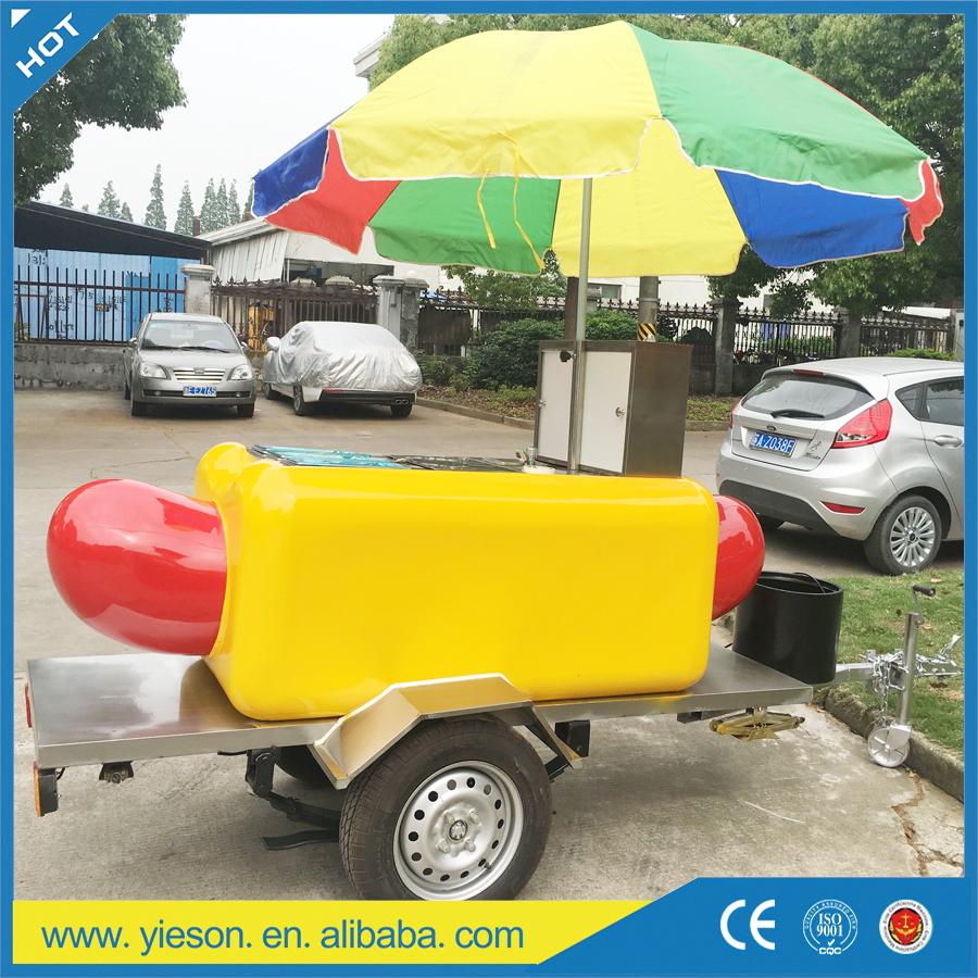 Cheap Hot Dog Carts