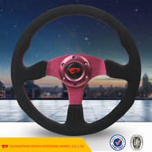 Customized Spoke 13inch Flat Steering Wheel