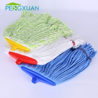 Household Cleaning Tools cotton mops with plastic socket