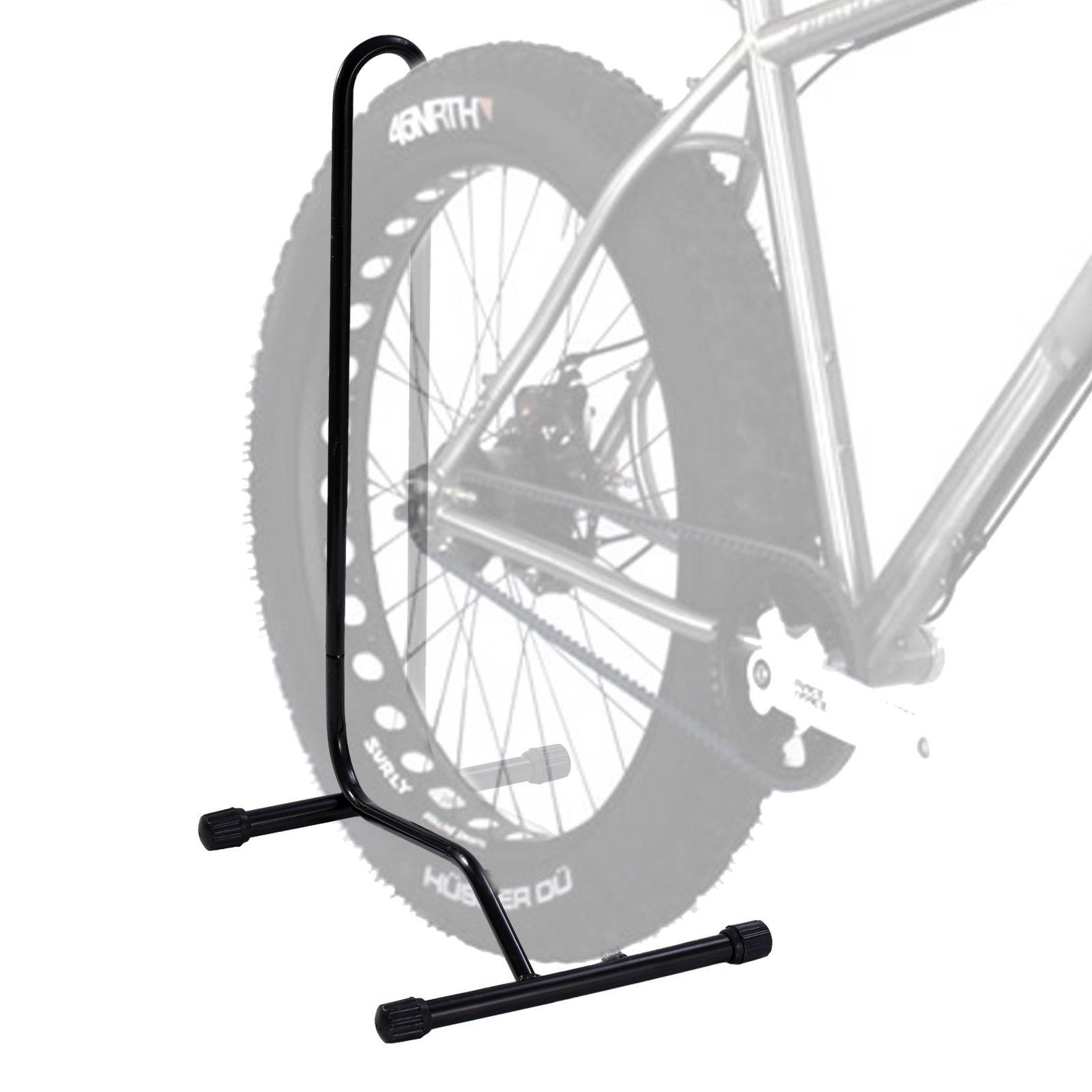 Bike Floor Parking Single Rack Indoor Home Storage Garage Bicycle Rack Stands