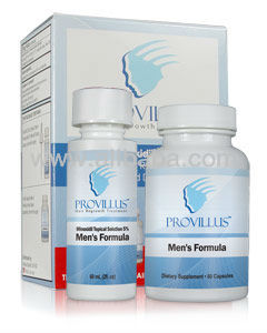 Provillus Hair Regrowth For Men Buy Hair Regrowth Vitamins
