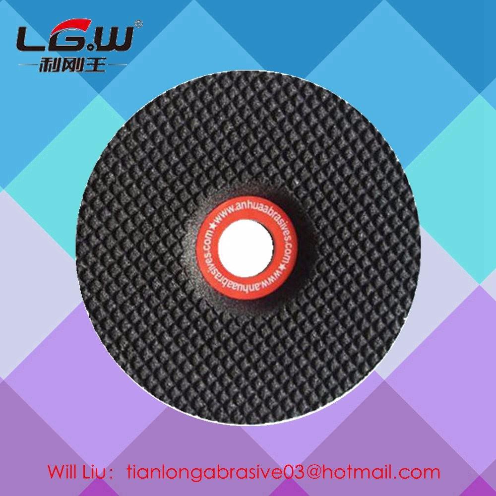 China Abrasive Flexible Grinding Wheel Manufacturer