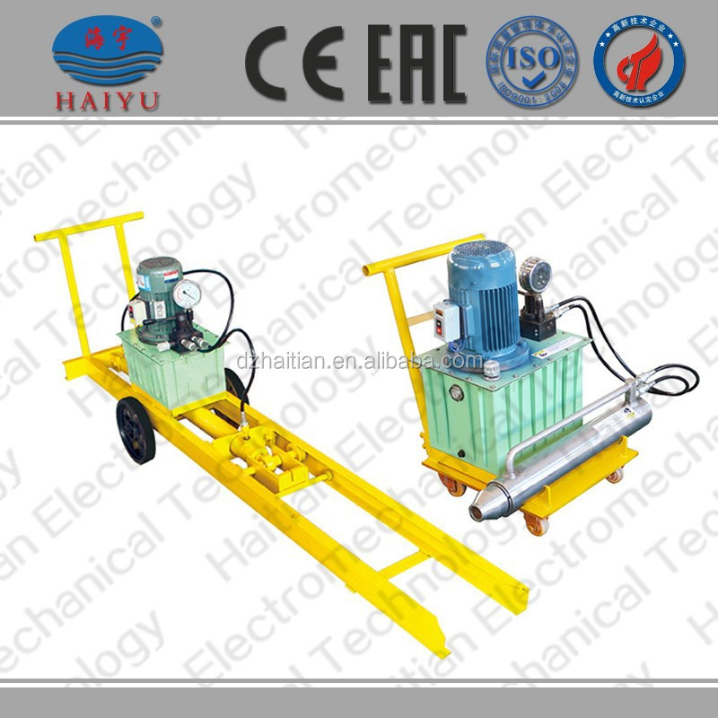 hydraulic cable tensioner