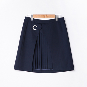 Anti-pill cotton skirt dress primary school uniform for kids
