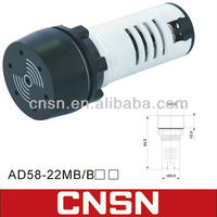 Ad16-22sm Ad58-22mb/y Ad16 Mechanical Buzzer With Indicator Light ...