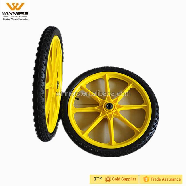 8 Plastic Spokes 20u0027u0027 Pneumatic Garden Cart Wheels, View Pneumatic Wheels 20u0027u0027,  WINNERS Product Details From Qingdao Winners Corporation On Alibaba.com