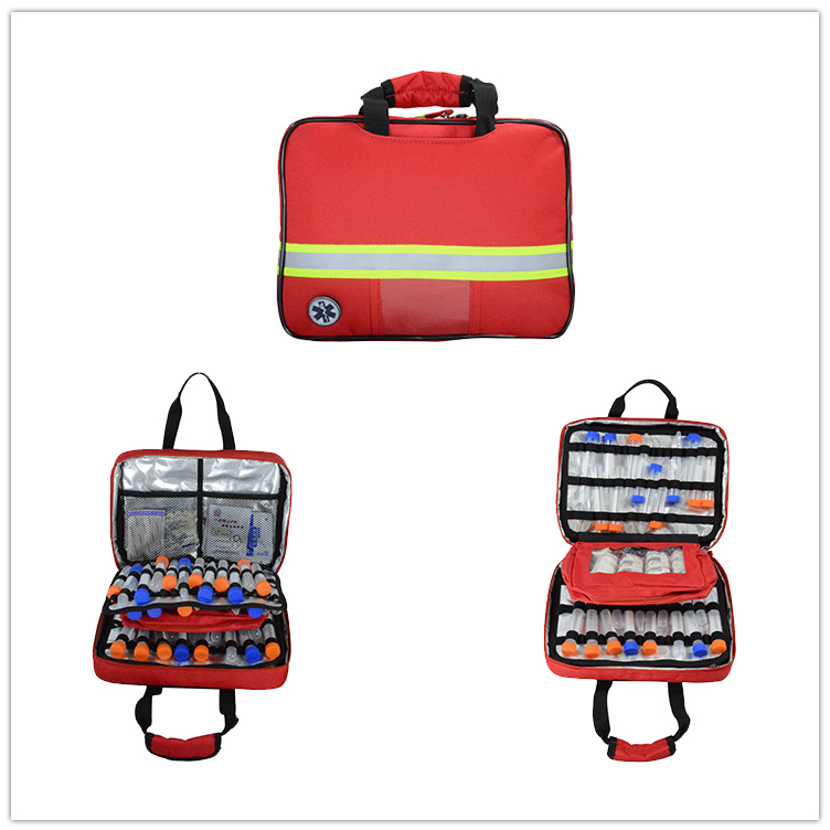 functional medical first aid kit with specialist supplies