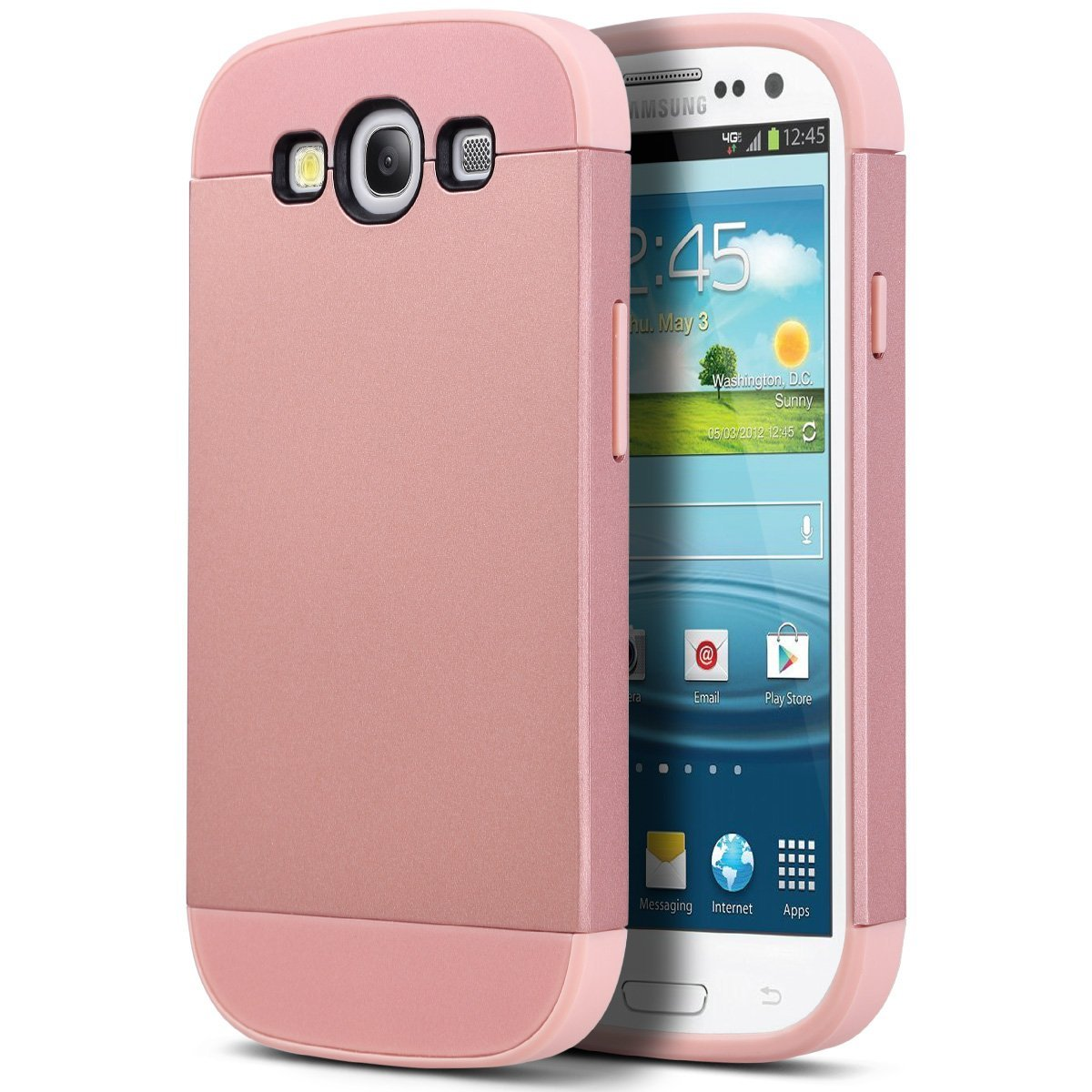Cheap S3 Gold Case, find S3 Gold Case deals on line at