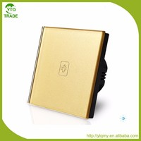 New Technology of EU Standard 1 Gang 1 Way Touch Light Control Wall Dimmer Switch SK-A801TY-EU
