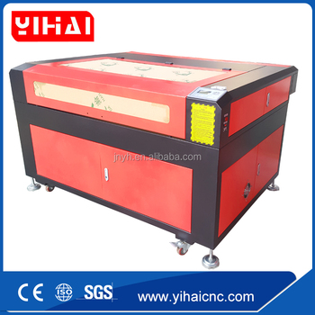 Price for acrylic mdf card laser engraving cutting machine 1200*900mm