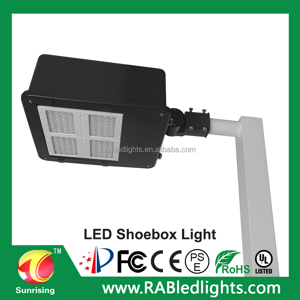 LED Shoebox Street Light,Road Lamp,Parking Lots Pole LED Outdoor Site and Area Light