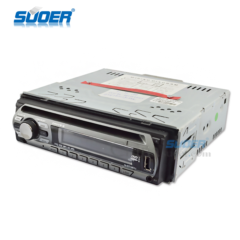 Hot Sale billig Auto Stereo/One Din Auto DVD-Player MP3 BT FM USB SD MMC Kartenspieler Made in China