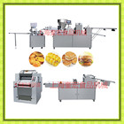 KH semi-automatic laky pastry Production Line/bread making machine