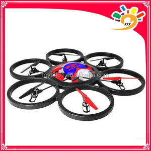 Well-known brands WL V323 2.4G 4CH big rc ufo 6 Axis RC UFO Hand Throwing 4CH RC Quadcopter With Light