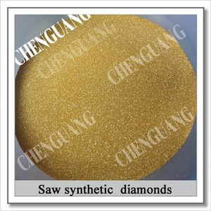 Yellow Saw synthetic diamond grits, Good quality diamond grits, Industrial diamond grit