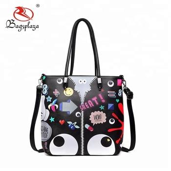 Digital Full Print Custom Tote Bag Like Eal Bags For College S Cute Patch Handbag