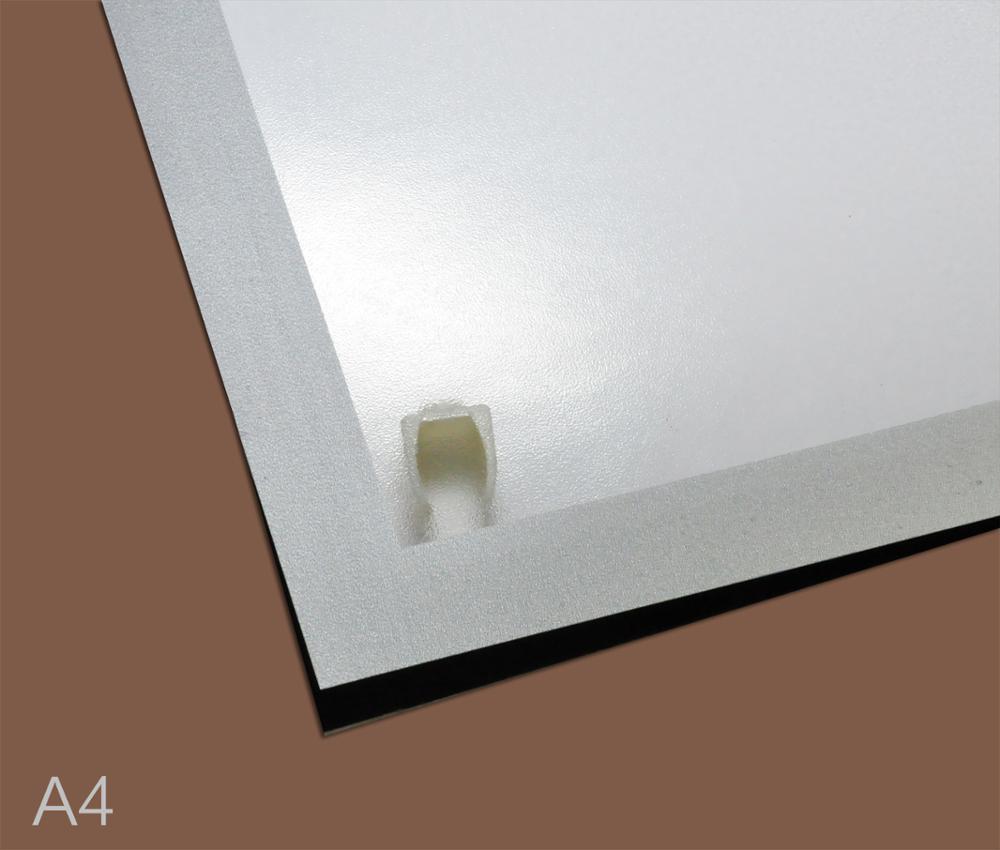 Multi-funktion Magnetische A4 Klar Wandhalterung Kunststoff ...