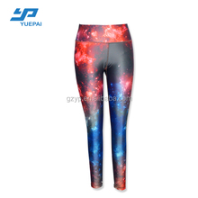 Custom fitness wear women workout clothing running tights sexy yoga leggings