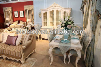 Queen Victorian Dining Room Furniture Set, French Baroque Style, Dining  Table, Chairs And