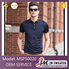 New design t shirt without pocket latest royal blue knit mens polo shirt factory