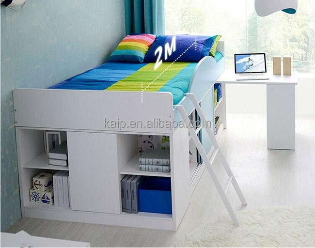 Kinderhochbett für zwei  Kinder Hochbett Mit Rutsche: Kinder hochbett betty mit schr ger ...