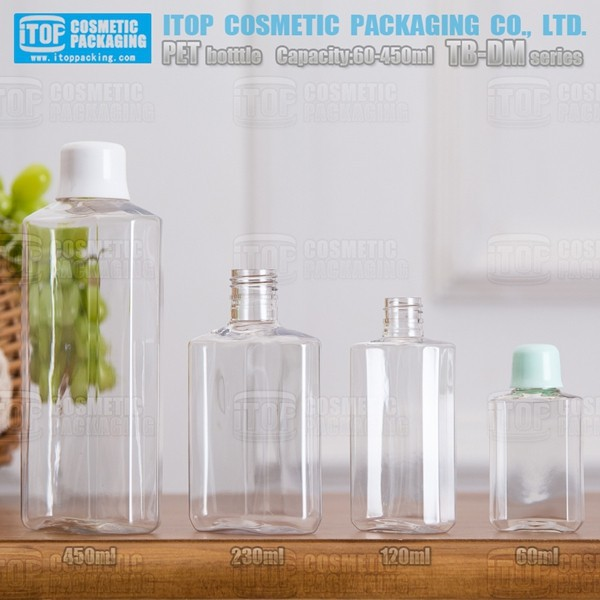 TB-DM450 450ml smooth bottle empty injected pet preform for water bottle