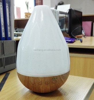 Office use Color Changing LED Light Essential oil diffuser