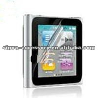 Clear Screen Protector for Apple ipod NANO 6/7