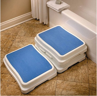 High 9.5cm New plastic safty Non Slip Bath Step stool & High 9.5cm New Plastic Safty Non Slip Bath Step Stool - Buy Step ... islam-shia.org