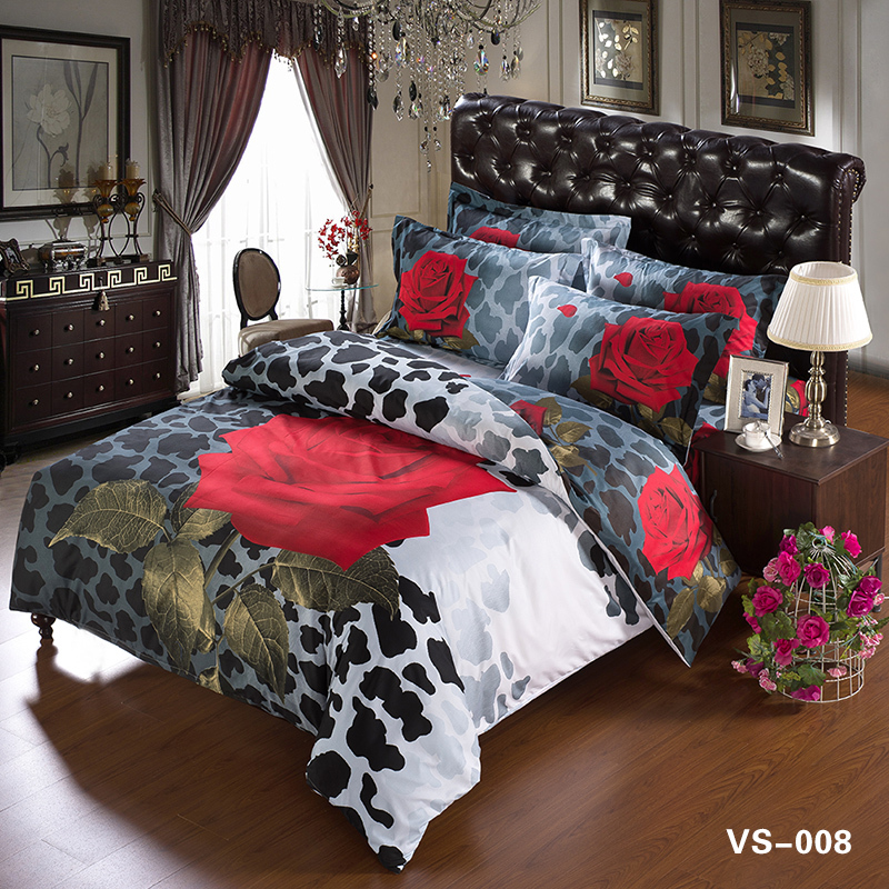 Cotton Bedding Set Miss Marilyn Monroe 3d Comforter Set - Buy ...