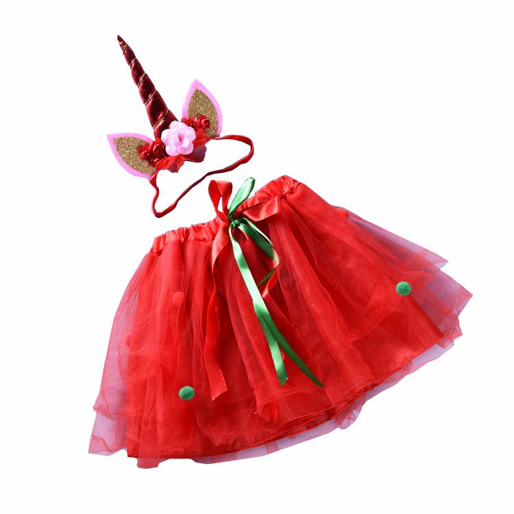 ab72e220b Venta al por mayor falda tul rojo niña-Compre online los mejores ...