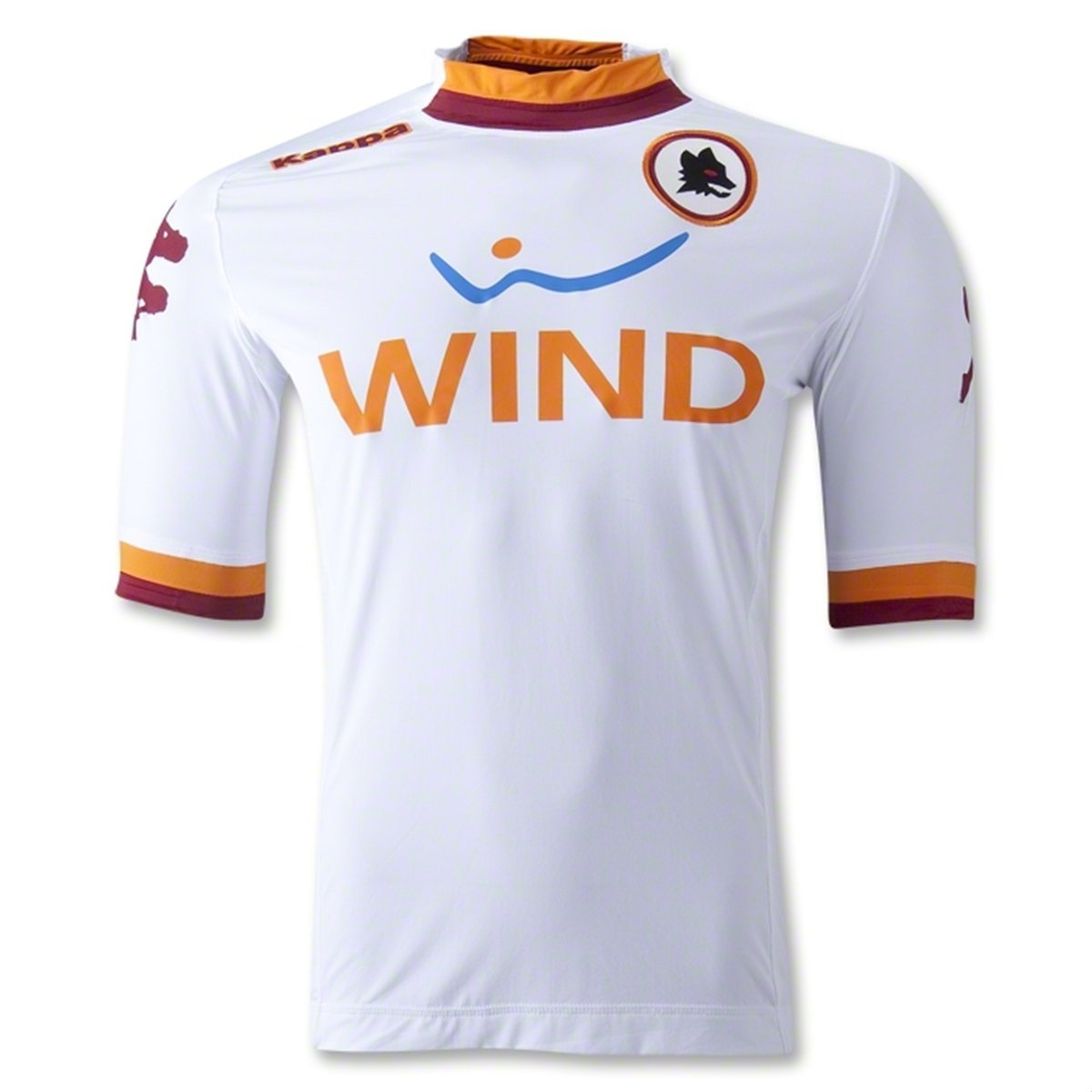 f3c6ac1cac8 Buy Kappa AS Roma Authentic Home Jersey 12/13 in Cheap Price on ...