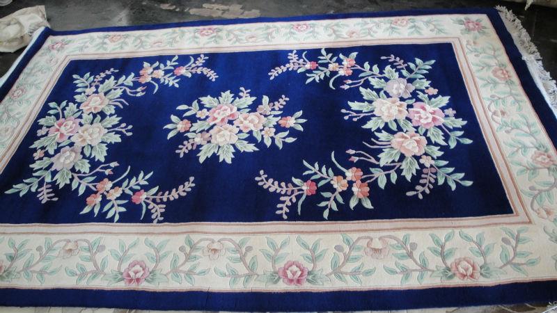 Handmade Hand Knotted Wool Carpet