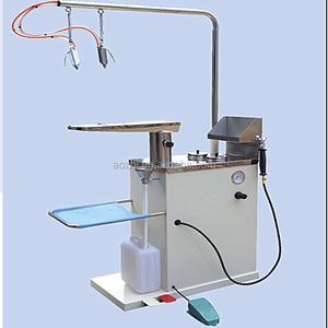 laundry spotting machine vaccum spotting table stain remove machine