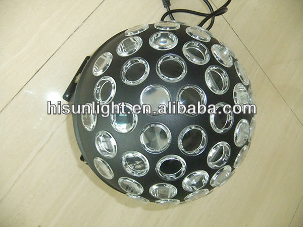 LED magic crystal ball lamp light bar light KTV light led rotating disco mirror ball