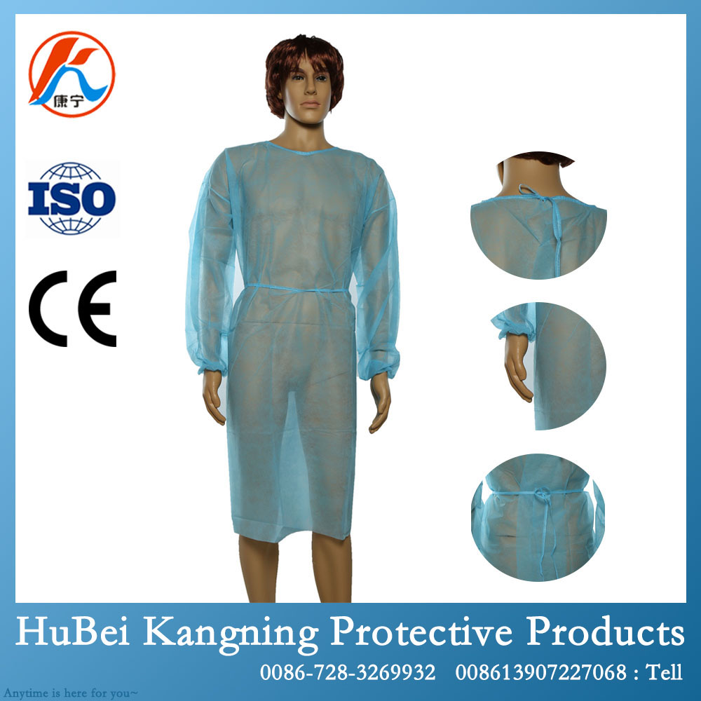 Wholesale antidusting sterile disposable hospital wear