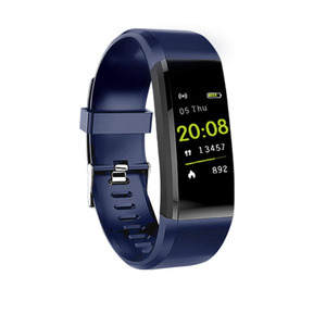 2018 electronic product sport smart watch ce rohs smart bracelet wrist watch women with pedometer/step /heart rate monitor