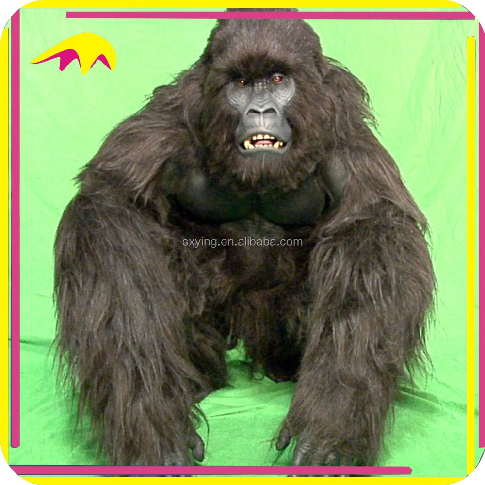 KANO0203 Popular High Simulation Animatronic Life Size King Kong
