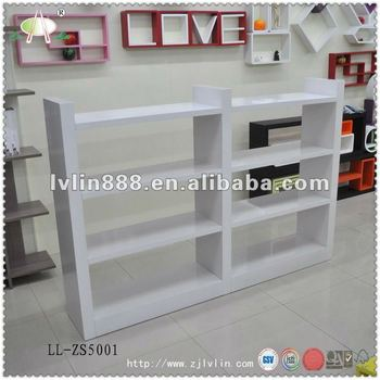 Great Modern Wooden Decorative Cosmetic Display Cabinet